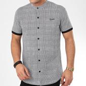 /achat-chemises-manches-courtes/project-x-chemise-manches-courtes-a-carreaux-2010098-gris-209064.html