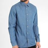 /achat-chemises-manches-longues/selected-chemise-manches-longues-nolan-bleu-denim-209128.html