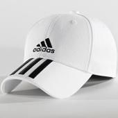/achat-casquettes-de-baseball/adidas-casquette-3-stripes-fq5411-blanc-209330.html