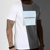 /achat-t-shirts/antony-morato-tee-shirt-reflechissant-sport-the-green-lin-mmks01733-blanc-209268.html
