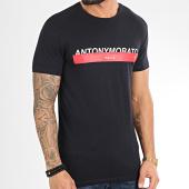 /achat-t-shirts/antony-morato-tee-shirt-sport-heritage-mmks01716-bleu-marine-209271.html