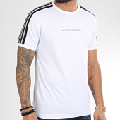 /achat-t-shirts/antony-morato-tee-shirt-a-bandes-sport-heritage-mmks01730-blanc-209291.html