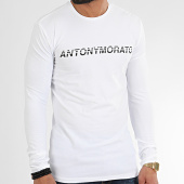 /achat-t-shirts-manches-longues/antony-morato-tee-shirt-manches-longues-sport-the-green-lin-mmkl00271-blanc-209294.html
