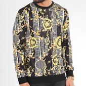 /achat-sweats-col-rond-crewneck/classic-series-sweat-crewneck-tm0253-noir-renaissance-floral-209313.html