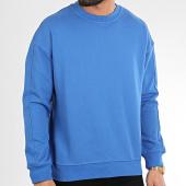 /achat-sweats-col-rond-crewneck/classics-series-sweat-crewneck-18160-bleu-electrique-209398.html