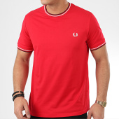 /achat-t-shirts/fred-perry-tee-shirt-twin-tipped-m1588-rouge-209378.html