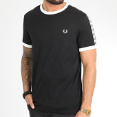 /achat-t-shirts/fred-perry-tee-shirt-a-bandes-taped-ringer-m6347-noir-209383.html