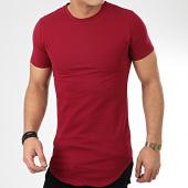 /achat-t-shirts-longs-oversize/john-h-tee-shirt-oversize-t20003-bordeaux-209431.html