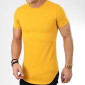 /achat-t-shirts-longs-oversize/john-h-tee-shirt-oversize-t20003-jaune-moutarde-209432.html