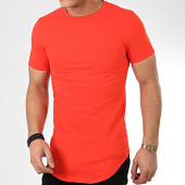 /achat-t-shirts-longs-oversize/john-h-tee-shirt-oversize-t20003-orange-209435.html