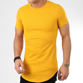 /achat-t-shirts-longs-oversize/john-h-tee-shirt-oversize-t20001-jaune-moutarde-209437.html