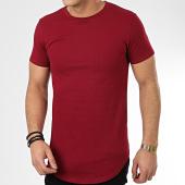 /achat-t-shirts-longs-oversize/john-h-tee-shirt-oversize-t20002-bordeaux-209447.html