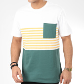/achat-t-shirts-poche/only-and-sons-tee-shirt-poche-del-mar-22017247-blanc-vert-209361.html