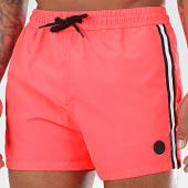 /achat-maillots-de-bain/american-people-short-de-bain-a-bandes-milt-rose-fluo-209699.html