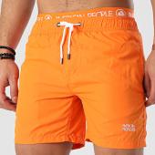 /achat-maillots-de-bain/american-people-short-de-bain-maille-orange-209725.html
