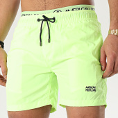 /achat-maillots-de-bain/american-people-short-de-bain-maille-jaune-fluo-209730.html