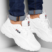 /achat-baskets-basses/fila-baskets-ray-tracer-1010923-white-209673.html
