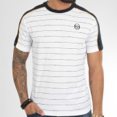 /achat-t-shirts/sergio-tacchini-tee-shirt-a-rayures-et-bandes-fundi-38639-blanc-209596.html