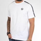 /achat-t-shirts/sergio-tacchini-tee-shirt-a-bandes-feather-38536-blanc-209637.html