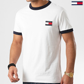 /achat-t-shirts/tommy-jeans-tee-shirt-branded-ringer-7838-blanc-casse-209483.html