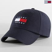 /achat-casquettes-de-baseball/tommy-jeans-casquette-heritage-cap-5953-bleu-marine-209576.html