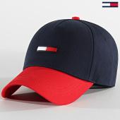 /achat-casquettes-de-baseball/tommy-jeans-casquette-flag-cap-5956-bleu-marine-rouge-209579.html