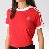 /achat-t-shirts/adidas-tee-shirt-femme-a-bandes-fm3318-rouge-209762.html