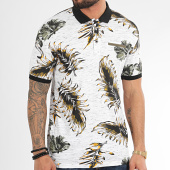 /achat-polos-manches-courtes/american-people-polo-manches-courtes-mambo-blanc-chine-floral-209866.html