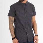/achat-chemises-manches-courtes/american-people-chemise-manches-courtes-mave-bleu-marine-209881.html