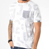 /achat-t-shirts-poche/american-people-tee-shirt-poche-maori-blanc-bleu-marine-209926.html