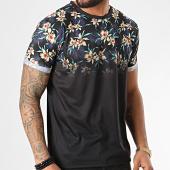 /achat-t-shirts/american-people-tee-shirt-floral-merlu-noir-209935.html