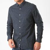 /achat-chemises-manches-longues/celio-chemise-manches-longues-rafleur-bleu-marine-floral-209841.html