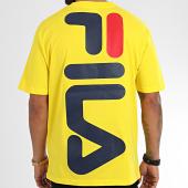/achat-t-shirts/fila-tee-shirt-bender-687484-jaune-209819.html