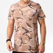 /achat-t-shirts/g-star-tee-shirt-camouflage-d16391-c260-marron-209998.html
