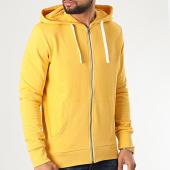 /achat-sweats-zippes-capuche/jack-and-jones-sweat-zippe-capuche-holmen-jaune-209894.html