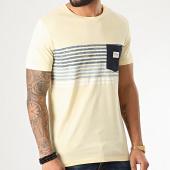 /achat-t-shirts-poche/jack-and-jones-tee-shirt-poche-langley-jaune-clair-209938.html