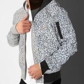 /achat-vestes/john-h-veste-zippee-capuche-reflechissante-iridescente-f201902-gris-209882.html