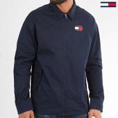 /achat-vestes/tommy-jeans-veste-zippee-casual-cotton-7791-bleu-marine-209911.html