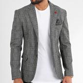 /achat-blazers/frilivin-veste-blazer-a-carreaux-bz-15011-gris-210086.html