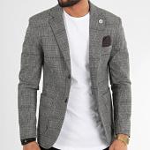 /achat-blazers/frilivin-veste-blazer-a-carreaux-bz-2010-gris-210087.html