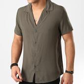 /achat-chemises-manches-courtes/frilivin-chemise-manches-courtes-bm1135-vert-kaki-210138.html