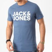 /achat-t-shirts/jack-and-jones-tee-shirt-corp-logo-bleu-marine-210212.html
