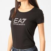 /achat-t-shirts/ea7-tee-shirt-slim-femme-8ntt63-tj12z-noir-210501.html