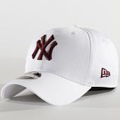 /achat-casquettes-de-baseball/new-era-casquette-9fifty-stretch-snap-12285379-new-york-yankees-blanc-210455.html