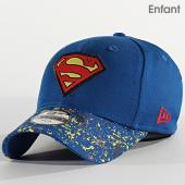 /achat-casquettes-de-baseball/new-era-casquette-enfant-9forty-character-12285408-superman-bleu-roi-210464.html
