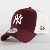 /achat-trucker/new-era-casquette-trucker-essential-a-frame-12285470-new-york-yankees-bordeaux-blanc-210474.html