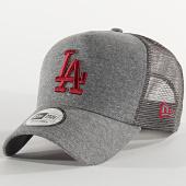 /achat-trucker/new-era-casquette-trucker-jersey-essential-12285423-los-angeles-dodgers-gris-anthracite-chine-210495.html