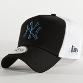 /achat-trucker/new-era-casquette-trucker-essential-a-frame-12285471-new-york-yankees-noir-turquoise-210525.html