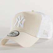 /achat-trucker/new-era-casquette-trucker-essential-a-frame-12285472-new-york-yankees-beige-blanc-210526.html