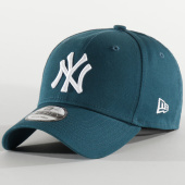 /achat-casquettes-de-baseball/new-era-casquette-9forty-essential-12285487-new-york-yankees-turquoise-210559.html